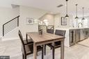 Space for Formal Dining - 1715 KENYON ST NW #2, WASHINGTON