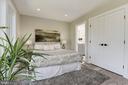 Master Bedroom - 1715 KENYON ST NW #2, WASHINGTON