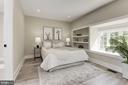 Second Master Bedroom - 1715 KENYON ST NW #2, WASHINGTON