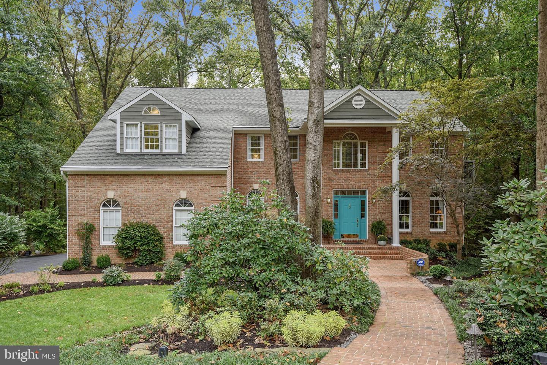 Single Family Homes pour l Vente à Crownsville, Maryland 21032 États-Unis