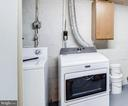 Laundry Room in Basement - 2902 LANDOVER ST, ALEXANDRIA