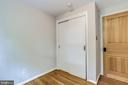 Bedroom 2 - Beautiful Hardwood Floors - 2902 LANDOVER ST, ALEXANDRIA