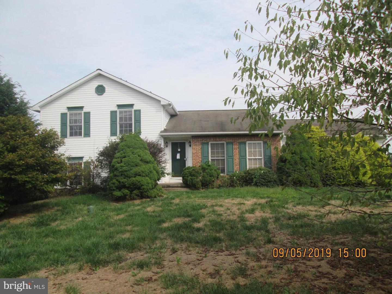 Single Family Homes för Försäljning vid Clear Spring, Maryland 21722 Förenta staterna