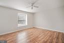 Master Bedroom - 9616 STAYSAIL CT, BURKE