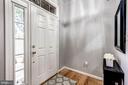 foyer - 26145 NIMBLETON SQ, CHANTILLY