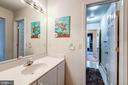3rd level full bath-jack &jill - 26145 NIMBLETON SQ, CHANTILLY