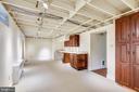 Media Room or Home Office - 912 W BRADDOCK RD, ALEXANDRIA