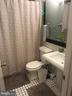 Bathroom - 10637 MONTROSE AVE #3, BETHESDA