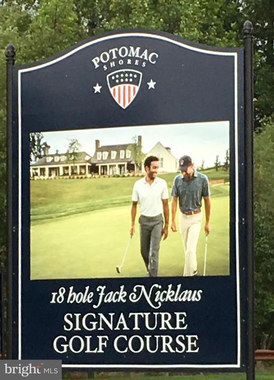 Jack Nickolas Signature Golf Course community - 2102 HEMLOCK BAY RD, DUMFRIES