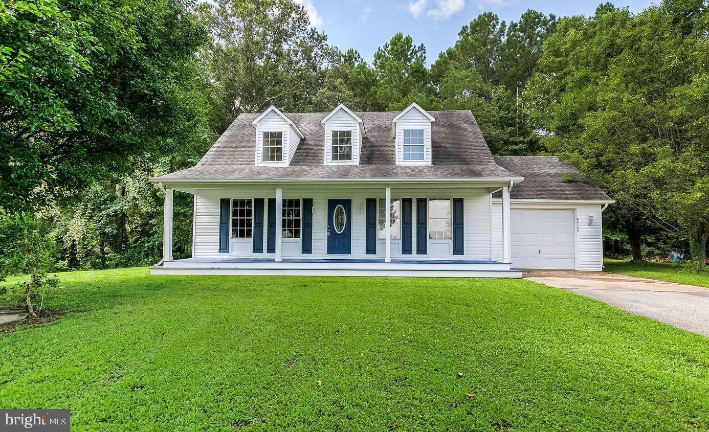 Single Family Homes للـ Sale في Avenue, Maryland 20609 United States