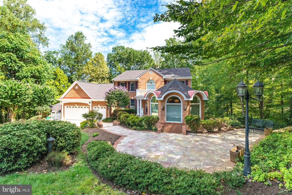 Gorgeous, established, level lot - 7395 BEECHWOOD DR, SPRINGFIELD