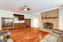 Surround sound throughout entire home - 7395 BEECHWOOD DR, SPRINGFIELD