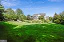Fantastic Back Lawn - 1221 ADMIRAL ZUMWALT LN, HERNDON