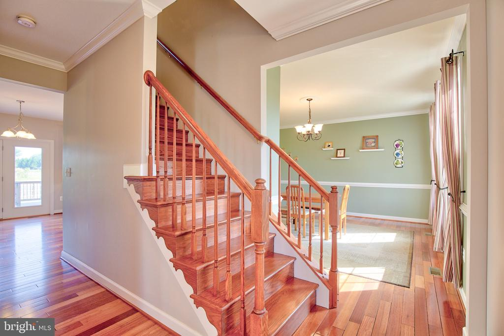 Hardwoods on Main Level - 11000 MISTY CREEK CT, NOKESVILLE