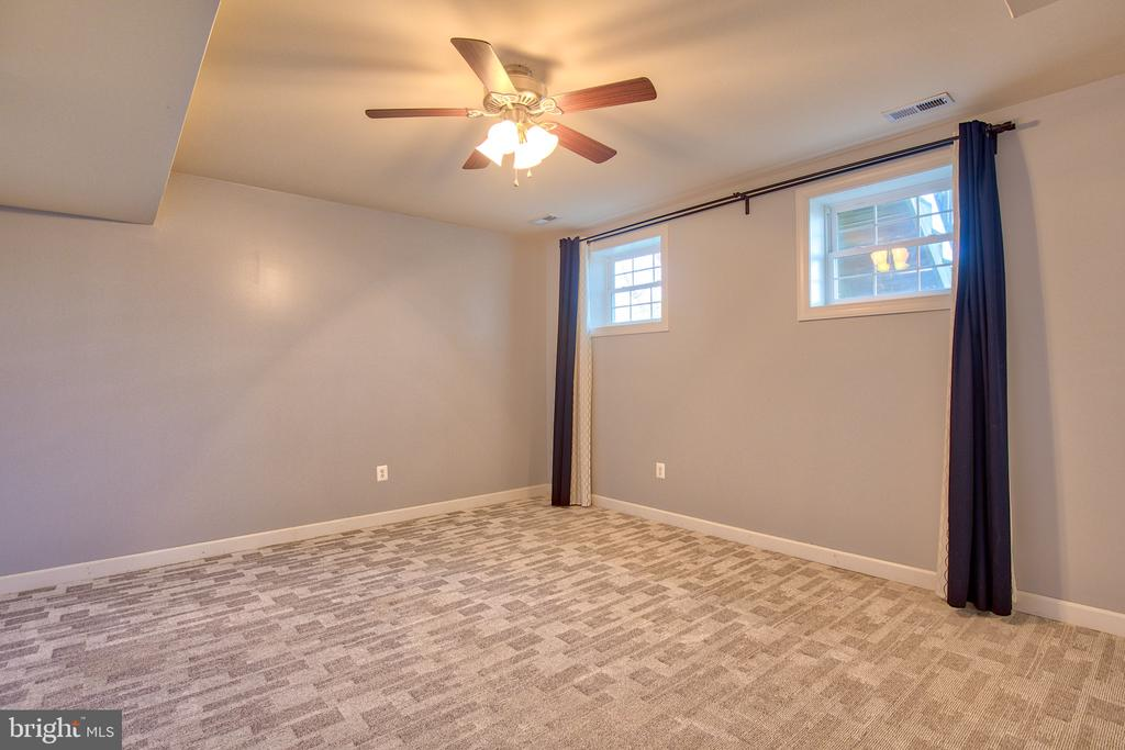 Bedroom in Lower Level - 11000 MISTY CREEK CT, NOKESVILLE