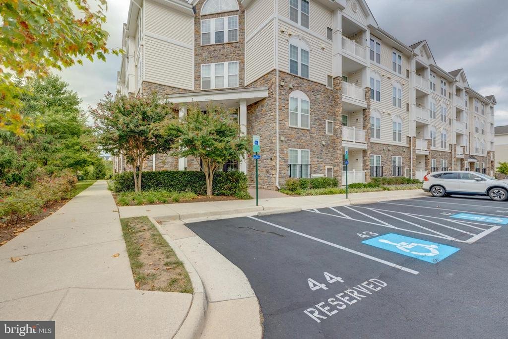 Parking Spot #44 for the condo - 24701 BYRNE MEADOW SQ #306, ALDIE
