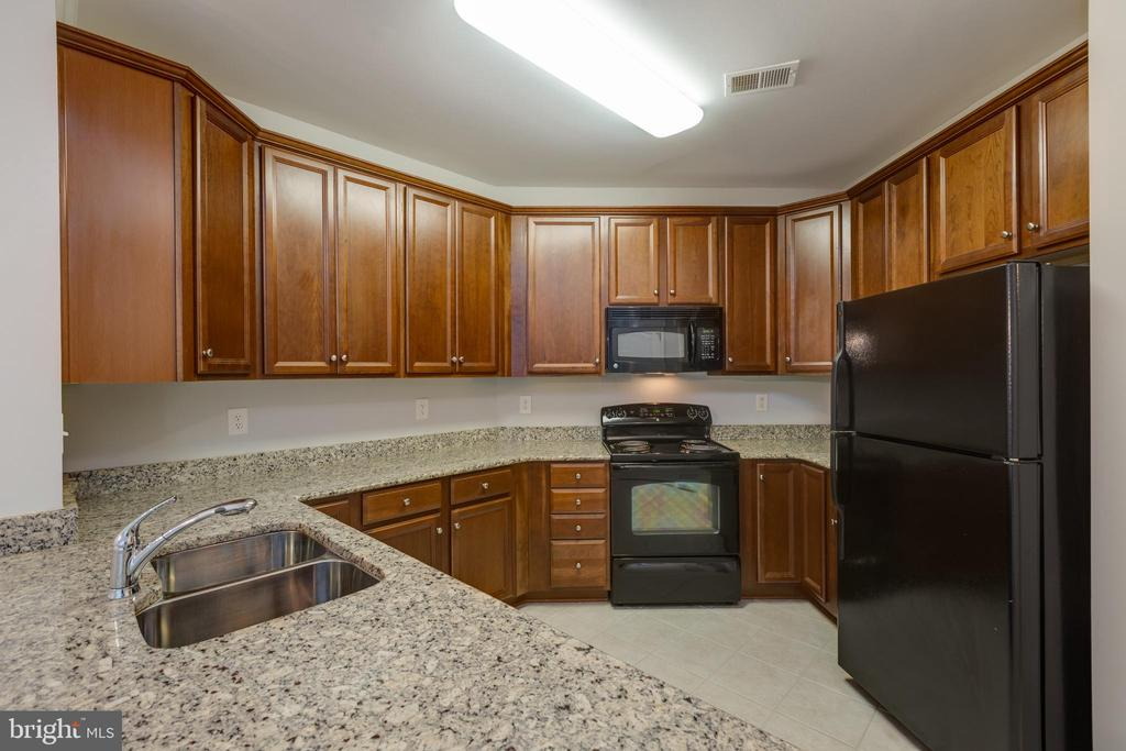 Kitchen - 24701 BYRNE MEADOW SQ #306, ALDIE