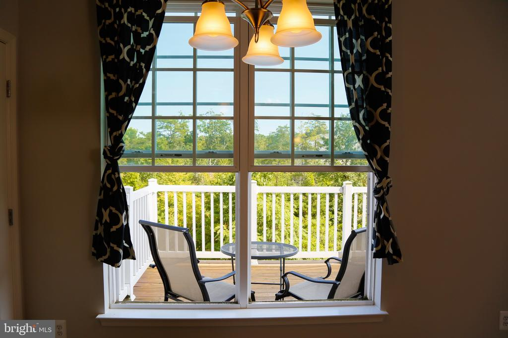 Picture Perfect View from Kitchen - 21726 INDIAN SUMMER TER, STERLING