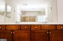 His and Hers Vanity - 21726 INDIAN SUMMER TER, STERLING