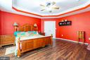 ML Large Master Bedroom - 32 TAVERN RD, STAFFORD