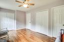 Two large closets in the second master - 15009 BRIDGEPORT DR, DUMFRIES