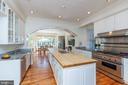 Spacious Kitchen with Top Tier Appliances - 2848 MCGILL TER NW, WASHINGTON
