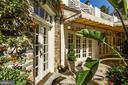 Exterior of Gorgeous French Doors - 2848 MCGILL TER NW, WASHINGTON