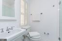 New Ensuite Bath with Shower - 2848 MCGILL TER NW, WASHINGTON