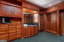 His Bath and Dressing Area - 2848 MCGILL TER NW, WASHINGTON