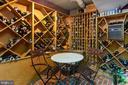 Exceptional Wine Cellar - 2848 MCGILL TER NW, WASHINGTON