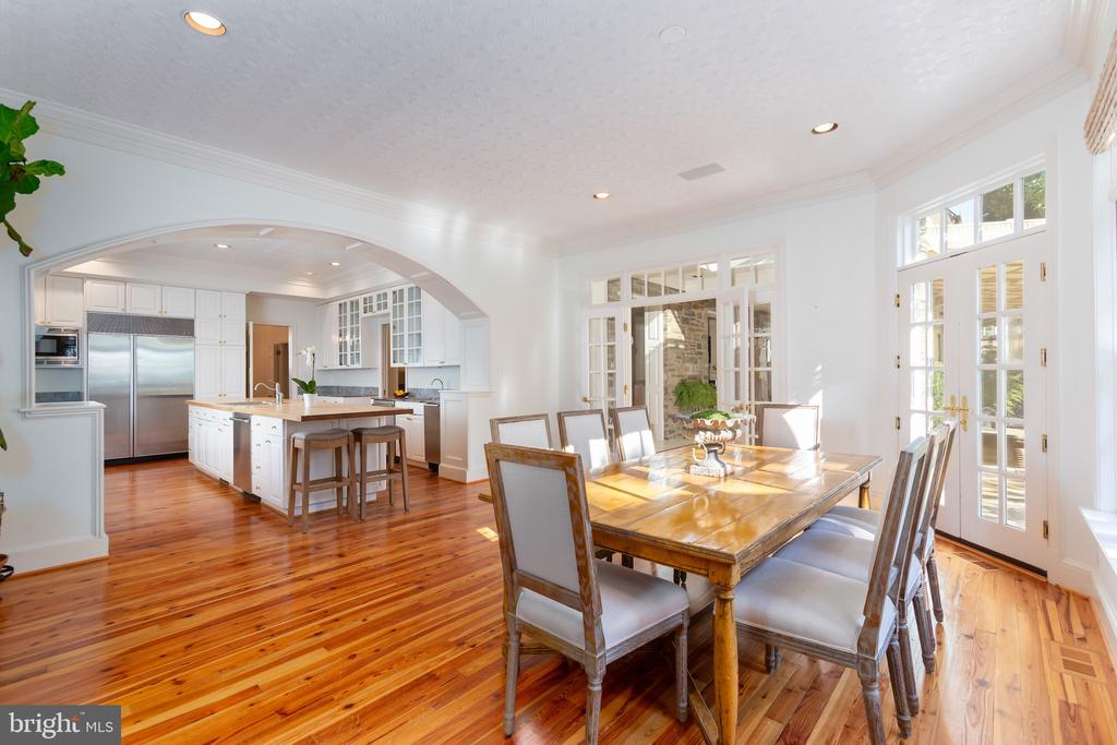 High Ceilings and Recessed Lighting - 2848 MCGILL TER NW, WASHINGTON