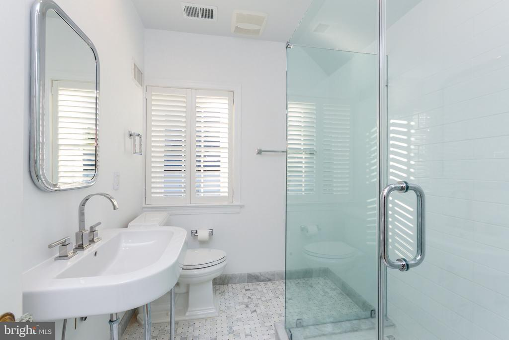 New Bath for Third Bedroom - 2848 MCGILL TER NW, WASHINGTON