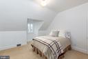 Fifth Bedroom - 2848 MCGILL TER NW, WASHINGTON