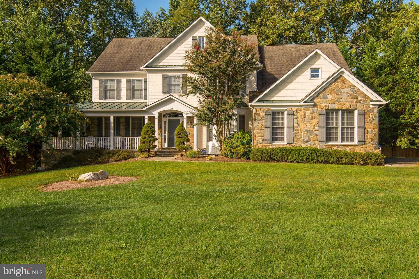 Single Family Homes for Sale at Herndon, Virginia 20170 United States