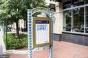 Community Sign - 11990 MARKET ST #1112, RESTON