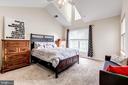 Master Bedroom - 25220 LAKE SHORE SQ #303, CHANTILLY