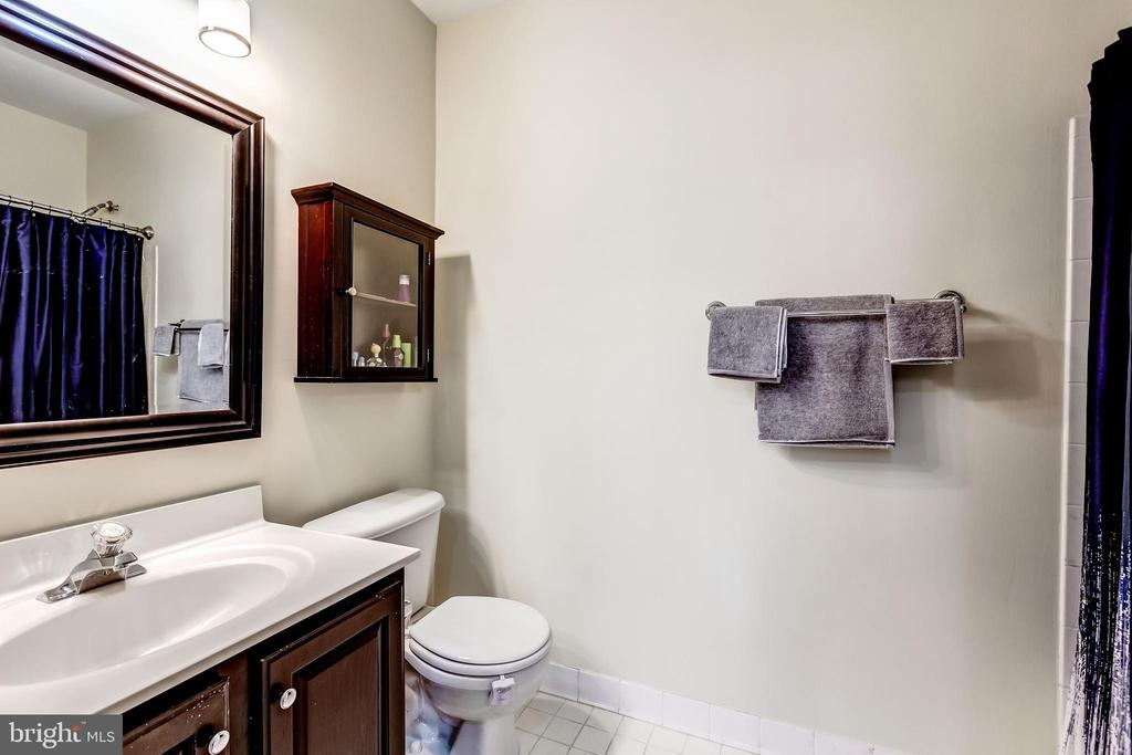 Master Bath - 25220 LAKE SHORE SQ #303, CHANTILLY
