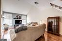 Living Room - 25220 LAKE SHORE SQ #303, CHANTILLY