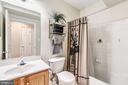 Bathroom - 25220 LAKE SHORE SQ #303, CHANTILLY