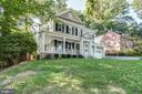 Fits so well with the treed neighborhood - 3206 ROLLING RD, CHEVY CHASE