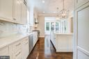 Fab kitchen with high end appliances - 3206 ROLLING RD, CHEVY CHASE
