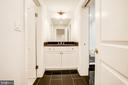 5th full bath - 3206 ROLLING RD, CHEVY CHASE