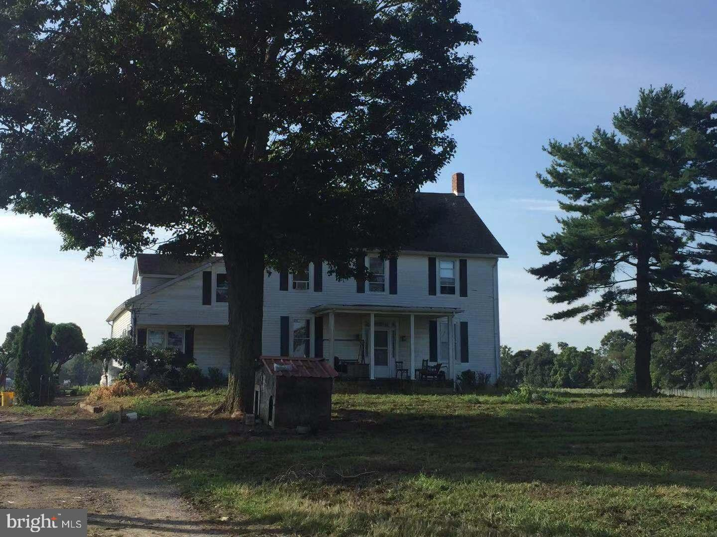 Single Family Homes for Sale at Jobstown, New Jersey 08041 United States