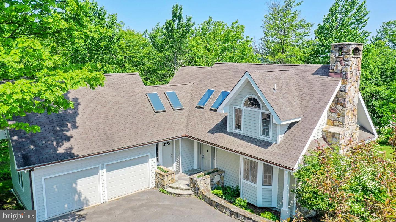 Single Family Homes 為 出售 在 Oakland, 馬里蘭州 21550 美國