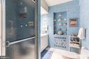 Owner's bathroom - 2101 CONNECTICUT AVE NW #44, WASHINGTON