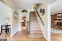 Foyer / Entrance - 3800 DENSMORE CT, ALEXANDRIA