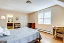 Master Suite with His & Her Closets - 3800 DENSMORE CT, ALEXANDRIA