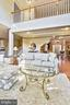 2nd Floor Overlooks Family Room - 1221 ADMIRAL ZUMWALT LN, HERNDON