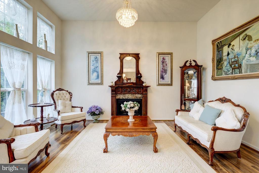 Living Room - 12906 TOWER RD, THURMONT