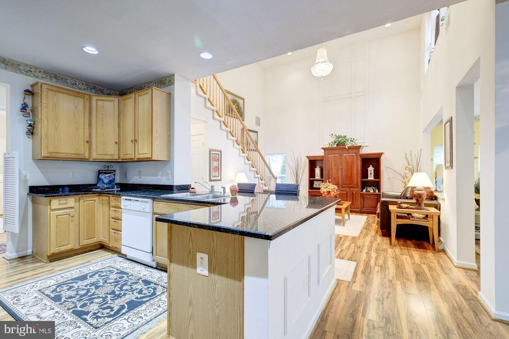 Eat-In Kitchen - 12906 TOWER RD, THURMONT